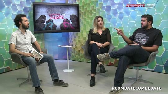 Combate.com Debate #13: UFC Pittsburgh, UFC Japão e potencial de Ronda x Cyborg