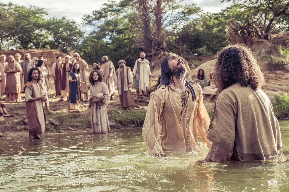 Tetelestai conta histórias bíblicas, da Criação e Jesus Cristo e foi gravada no Nordeste brasileiro — Foto: Divulgação