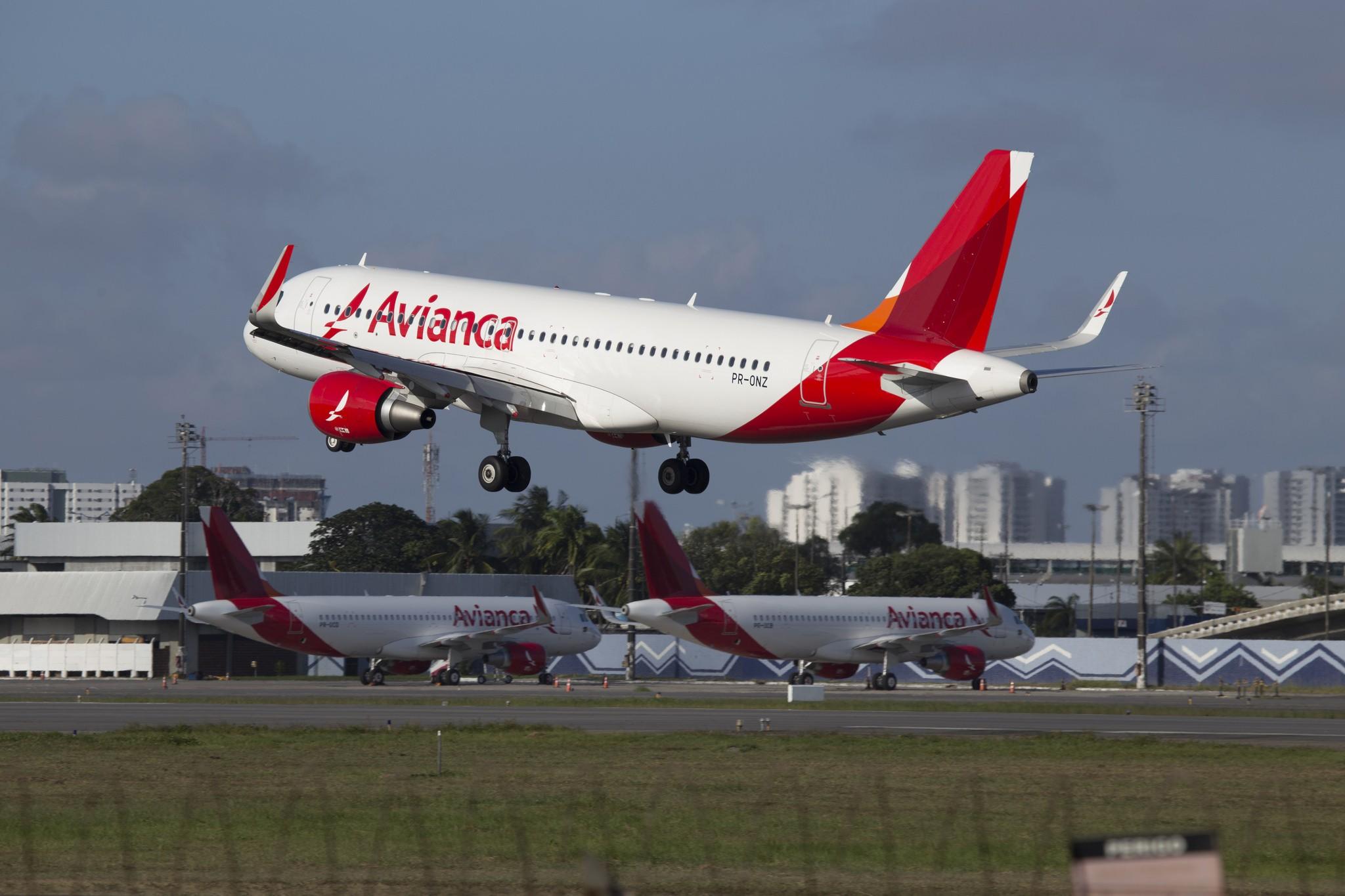 Avianca anuncia novos cancelamentos  de voos entre Natal e Guarulhos