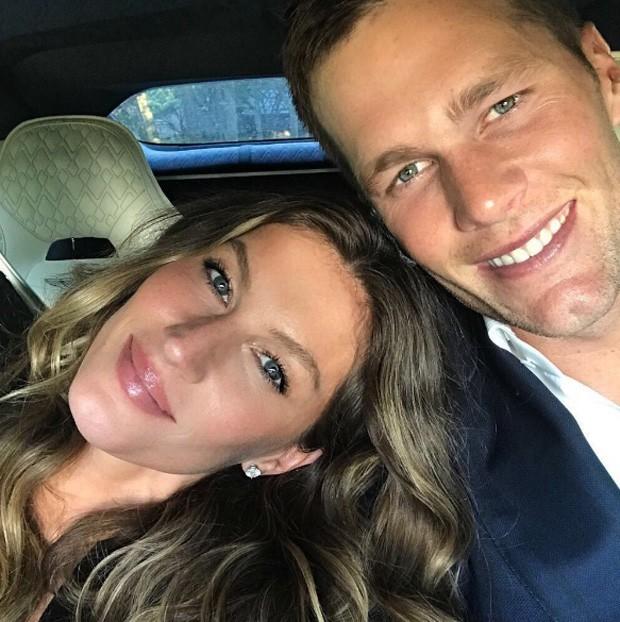 Gisele Bündchen e Tom Brady (Foto: Instagram / Reprodução)