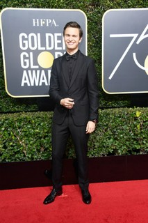 Ansel Elgort (Foto: Getty Images)