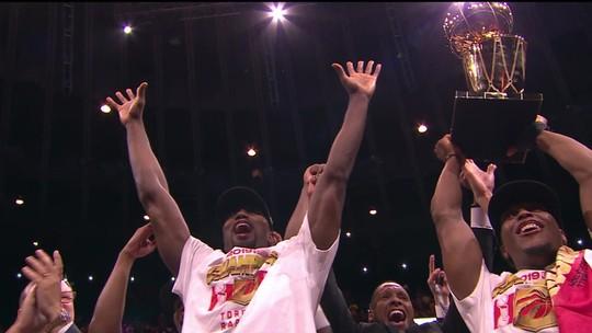 Relembre os cinco melhores momentos dos jogos da final da NBA de 2019