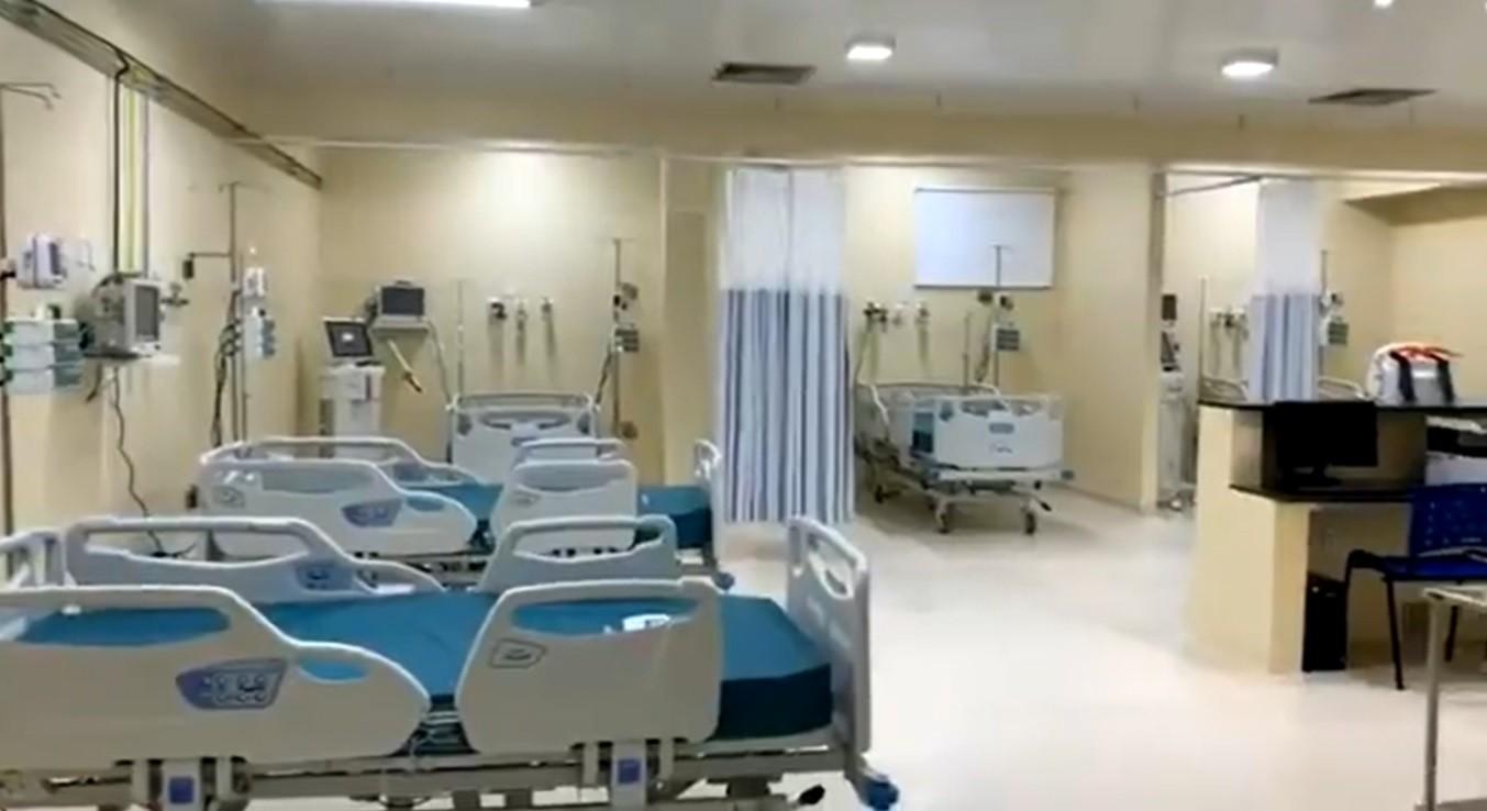 Ceará inaugura leitos para Covid em Quixadá e anuncia ampliação de hospitais em outras quatro cidades