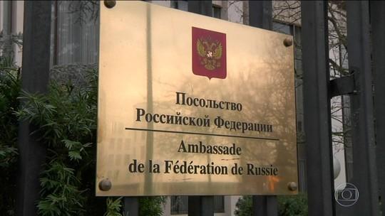 EUA e outros países anunciam expulsão de diplomatas russos após ataque a ex-espião no Reino Unido