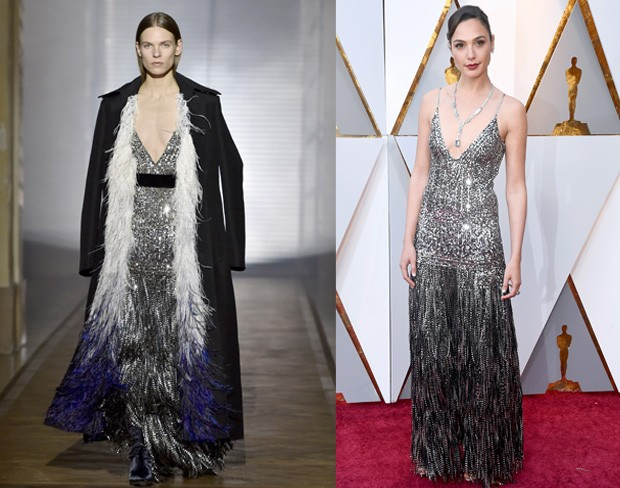 Givenchy 2018 Couture X Gal Gadot (Foto: Getty Images)
