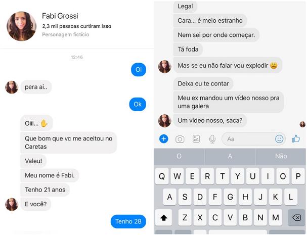 Fabi (Foto: Divulgação)