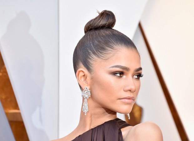 Zendaya no Oscar 2018 (Foto: Getty Images)