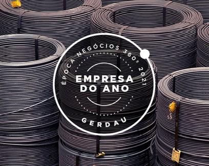 Gerdau leva modernidade para a indústria do aço