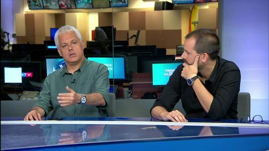 """Jornalistas são contra demissão de Barbieri, e Martín Fernandez condena filosofia: """"Não tem uma linha a seguir"""""""