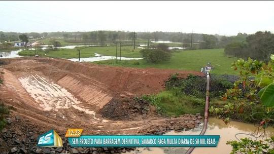Justiça do ES determina apreensão de passaportes e suspensão de CNH de diretores da Samarco