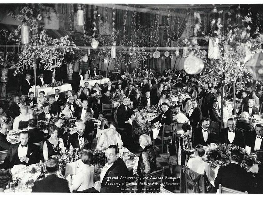 festa do Oscar no The Hollywood Roosevelt (Foto: Preferred Hotels & Resorts / Divulgação)