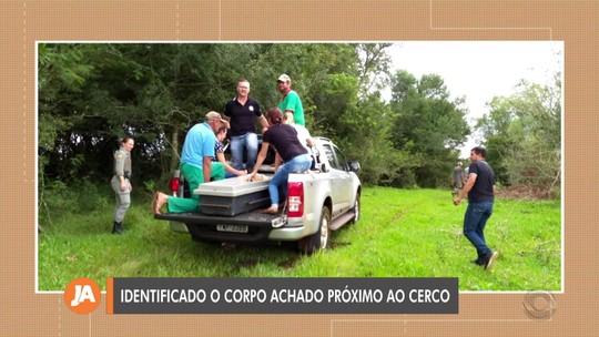 Polícia confirma que corpo encontrado é de suspeito de participar de ataque a banco em Porto Xavier