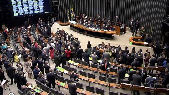 Dilma Rousseff se reúne com aliados