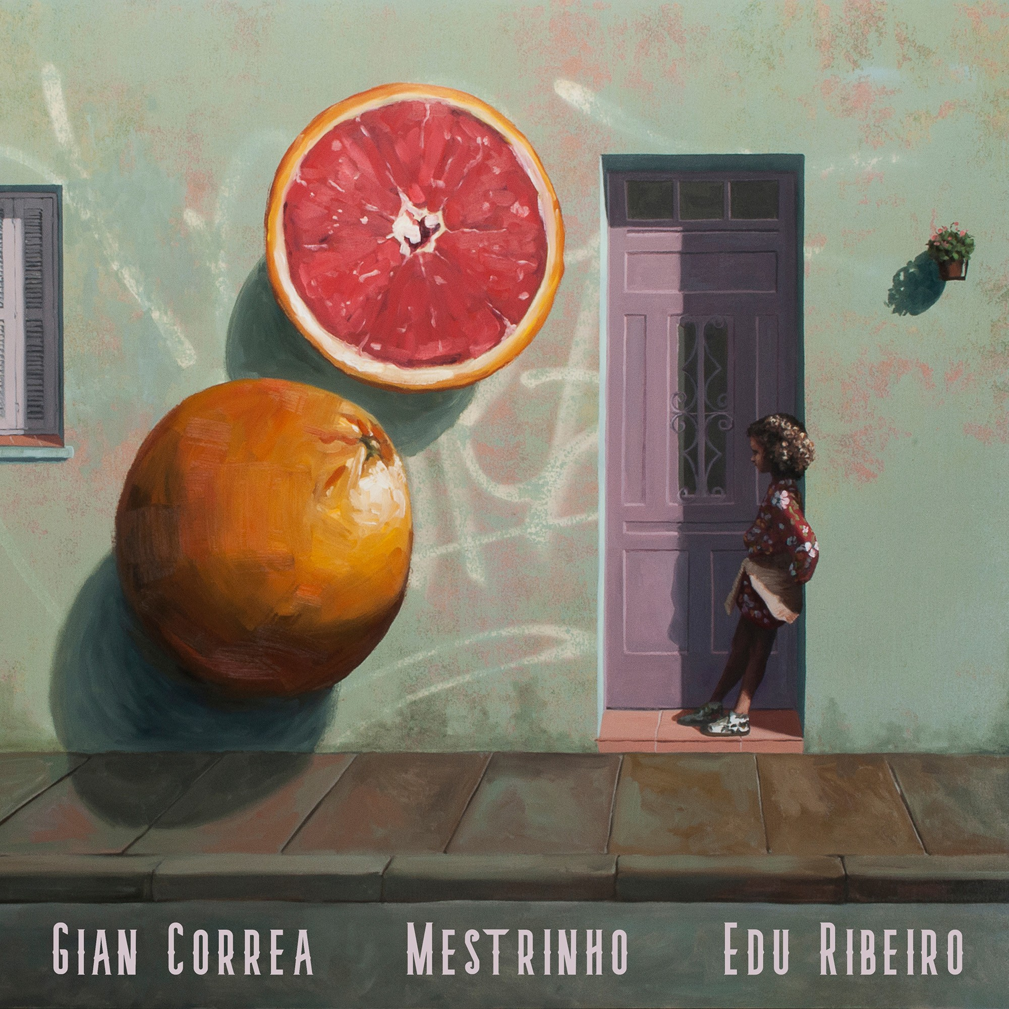 Músicos Gian Correa, Mestrinho e Edu Ribeiro formam trio para esmerilhar o choro com jazz