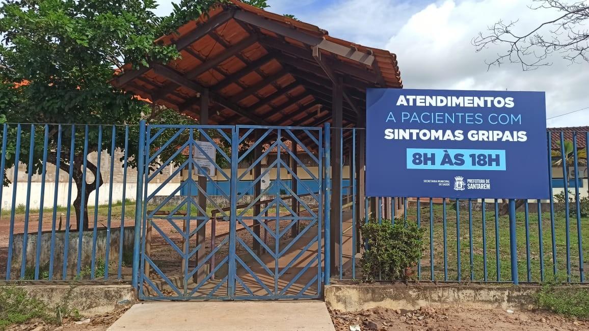 Mais de 7 mil pessoas já foram atendidas em unidades de saúde descentralizadas em Santarém