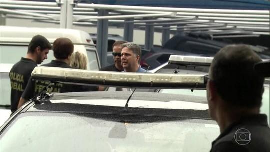 3 últimos governadores do RJ estão presos em celas vizinhas