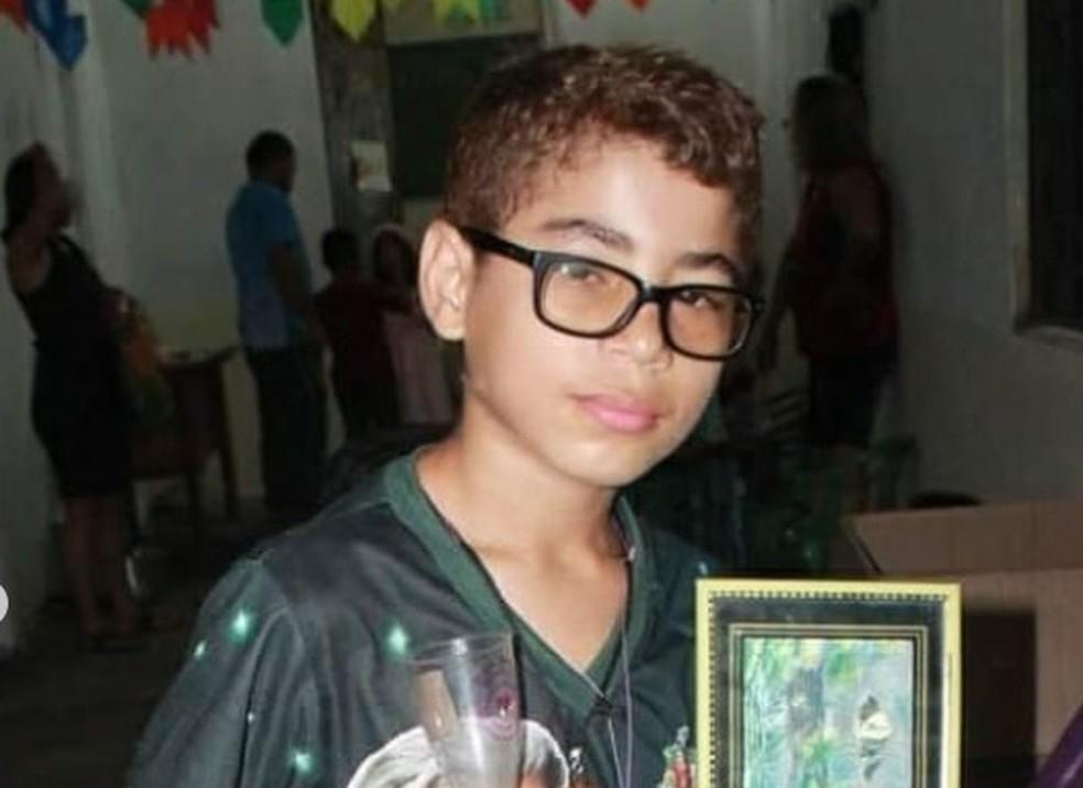 Coroinha é assassinado a tiros em Fortaleza — Foto: Arquivo pessoal