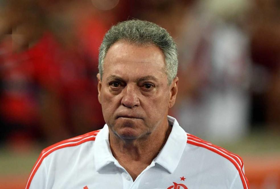 Abel Braga acompanhará tudo de um camarote no jogo contra a LDU — Foto: Alexandre Durão/ GloboEsporte.com