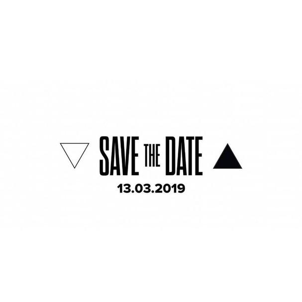 Save the date (Foto: Reprodução/Instagram)