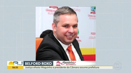 Após decisão da Justiça, Belford Roxo tem novo prefeito