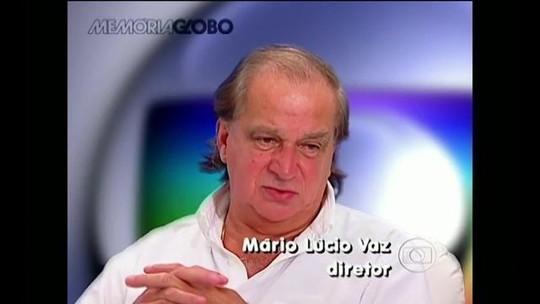 Morre, aos 86 anos, o ex-diretor da TV Globo Mário Lúcio Vaz