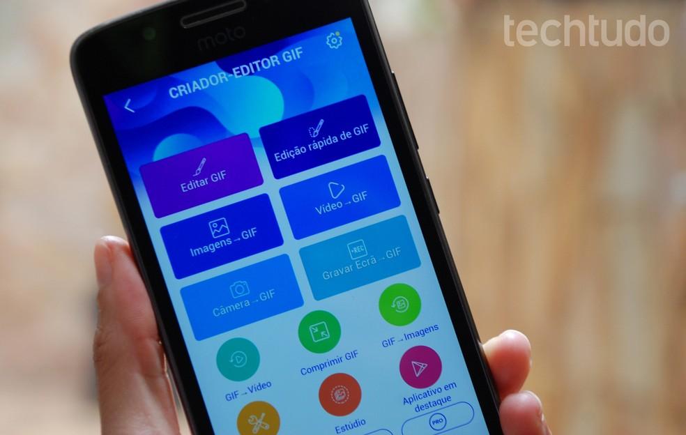 Aplicativo Para Fazer Gif Como Fazer Animacao No Celular Android