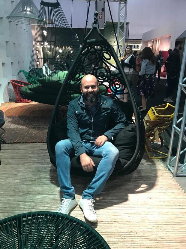 Corda náutica: inspire-se na tendência da vez para móveis e objetos (Foto: Casa Vogue)