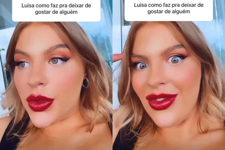 Luisa Sonza responde perguntas de fãs (Foto: Reprodução/Instagram)
