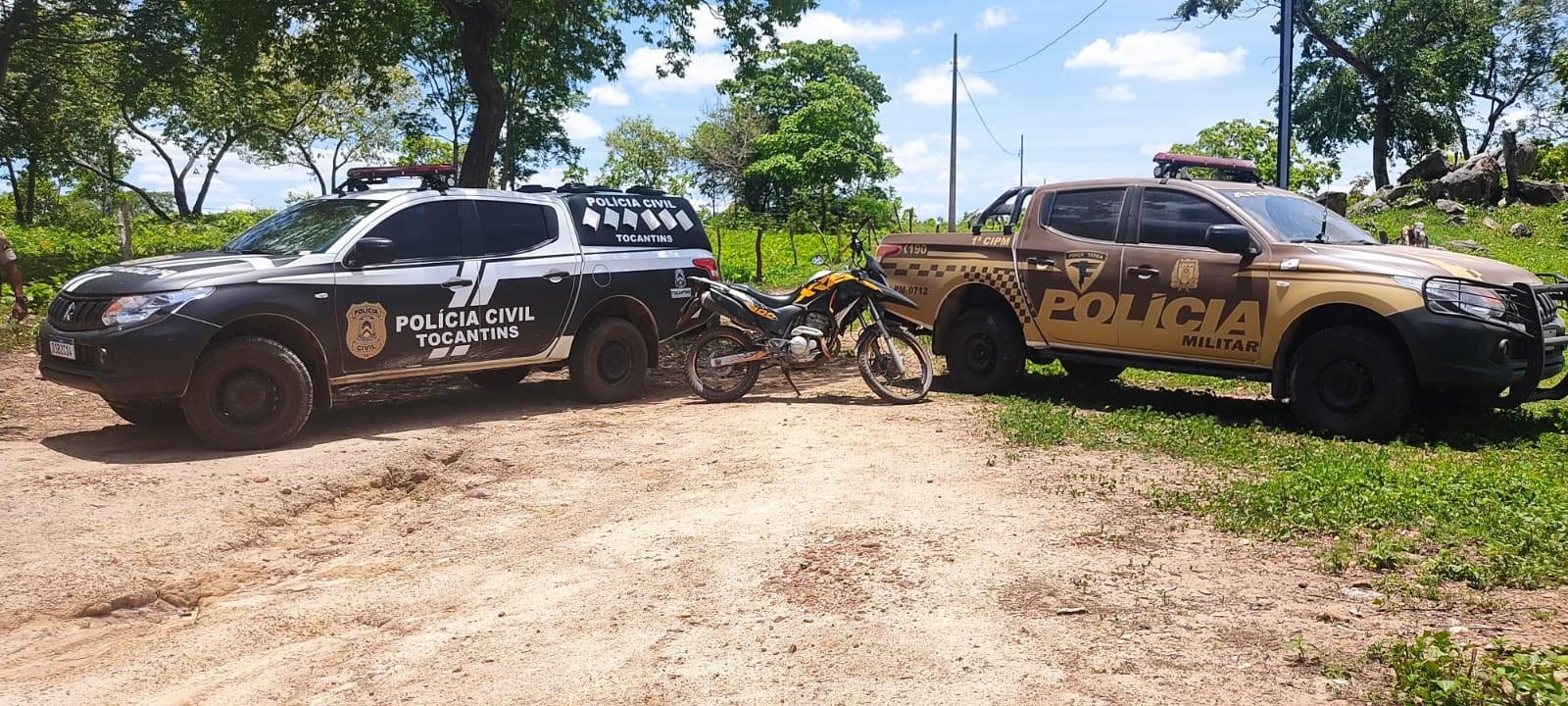 Polícia descobre esquema de venda de motos adulteradas no interior do Tocantins
