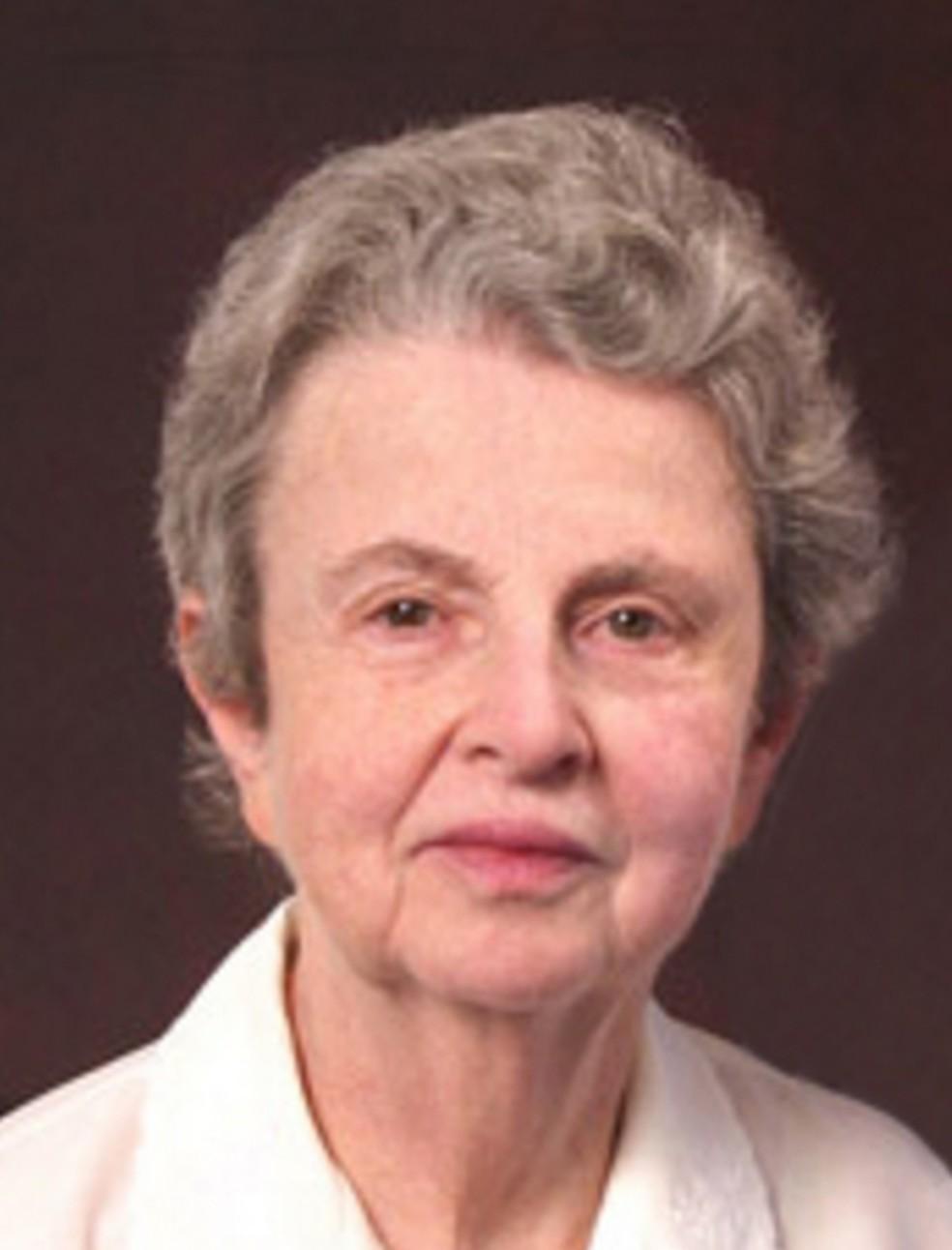 Ruth Sonntag é referência no campo da parasitologia, e fez trabalhos para combate da malária e da doença de Chagas (Foto: Divulgação/CNPq)