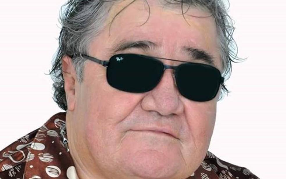 Nilton Lamas será velado na Câmara dos Vereadores de Rio Verde  — Foto: Reprodução