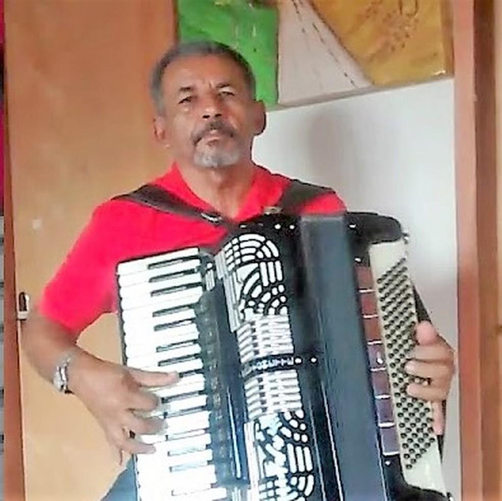Zé do Peba é o homenageado no 6º Sotaques do Fole (Foto: Arquivo Pessoal/Divulgação)