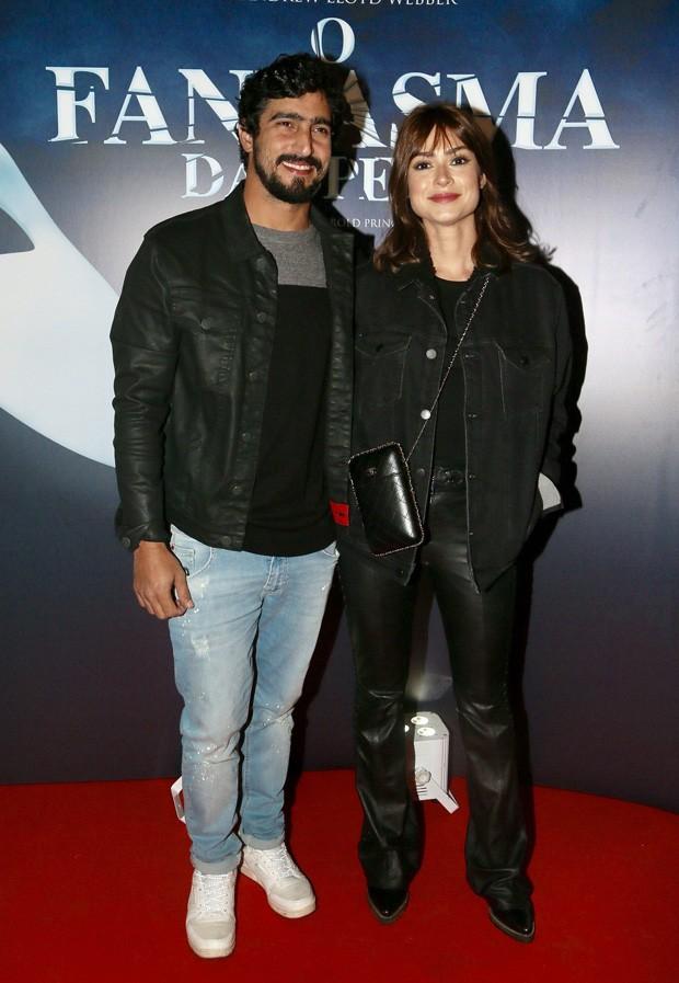 Thaila Ayala e Renato Góes (Foto: Manuela Scarpa/Brazil News)