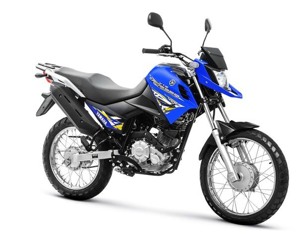 Yamaha Crosser 150 E (Foto: Divulgação)