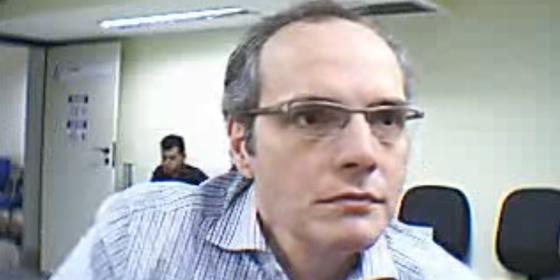 O operador do mercado Lúcio Bolonha Funaro (Foto: Reprodução)