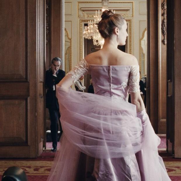 Trama Fantasma, um dos filmes indicados ao Oscar por melhor figurino  (Foto: Divulgação)