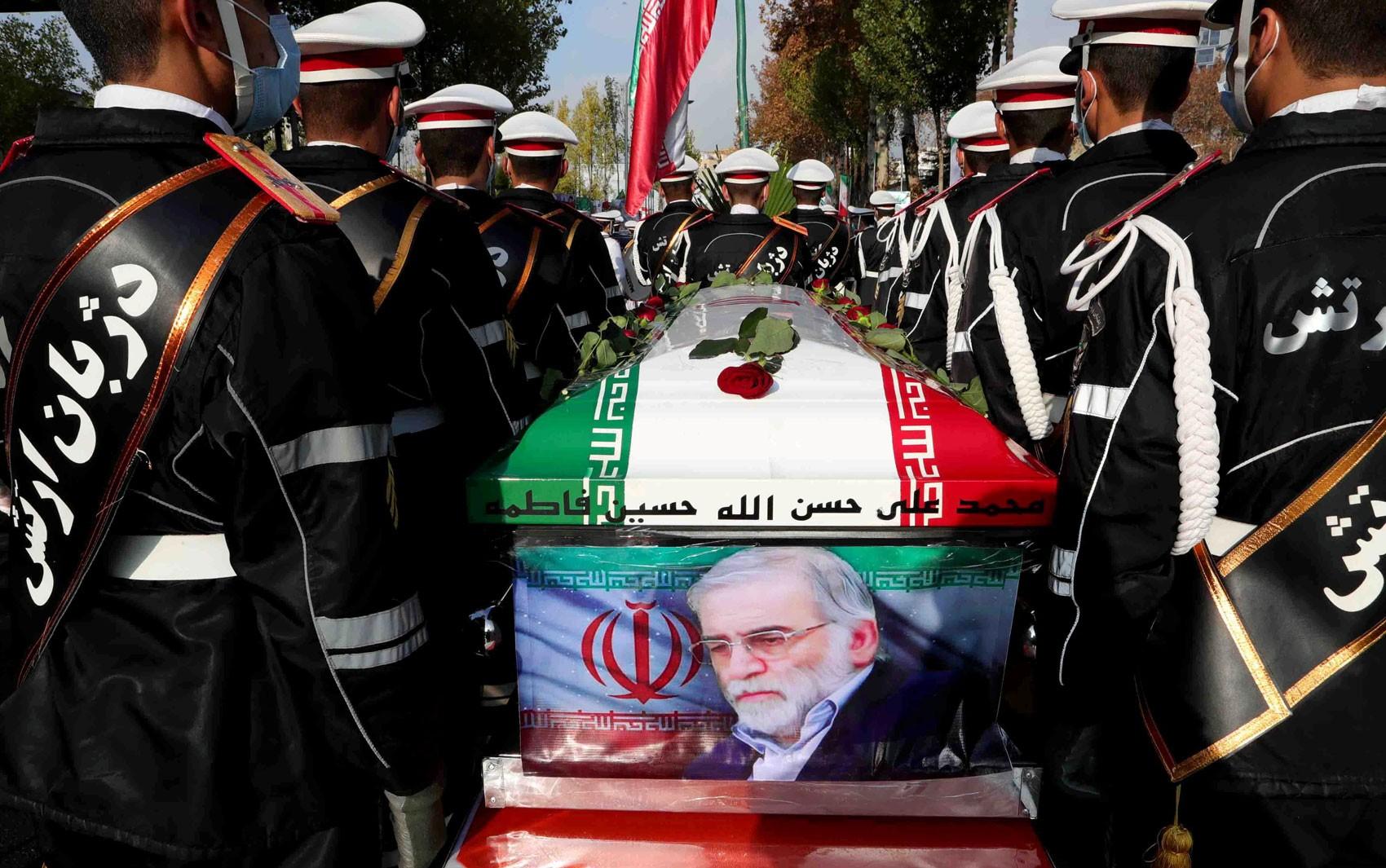 Mohsen Fakhrizadeh: quatro possíveis respostas do Irã ao assassinato do seu principal cientista nuclear