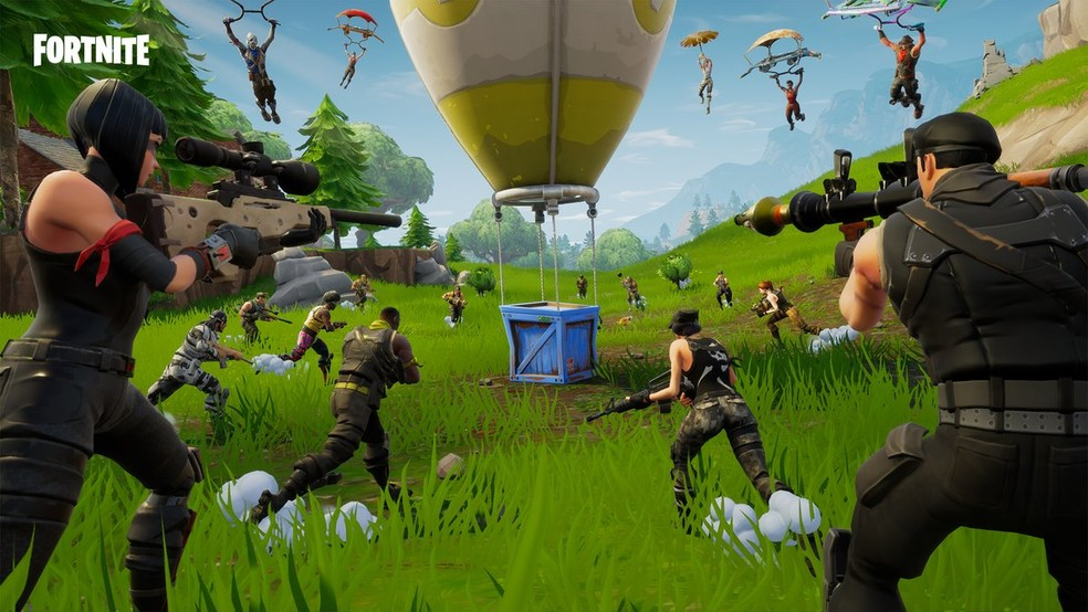 fortnite investe no cenario competitivo - fortnite competitivo
