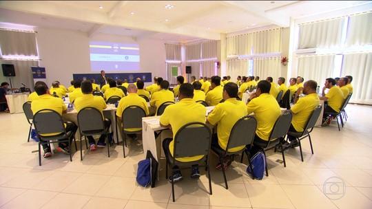 Em reunião na CBF, técnicos pedem limite de transferências por clube