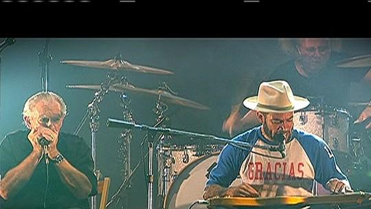 Palco Sunset do Rock in Rio mostra grandes encontros musicais