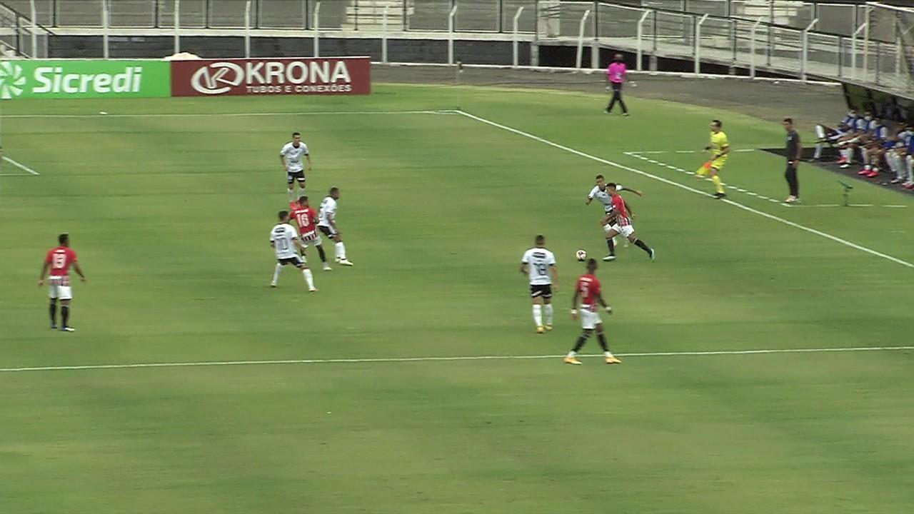 Melhores momentos: Inter de Limeira 0 x 4 São Paulo pela 2ª rodada do Campeonato Paulista