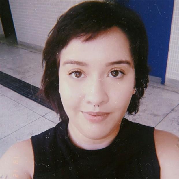 Maíra Menezes, ex-namorada de Vanderson (Foto: Reprodução/Facebook)
