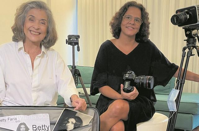 Betty Faria (Foto: Divulgação)