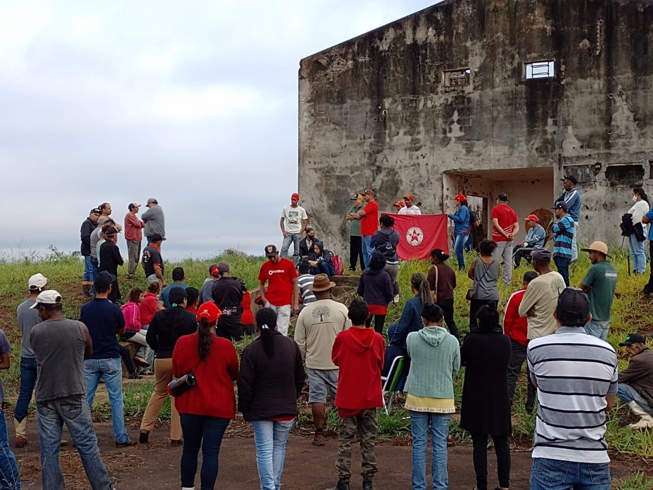 Movimento social ocupa fazendas em três cidades do Pontal do Paranapanema