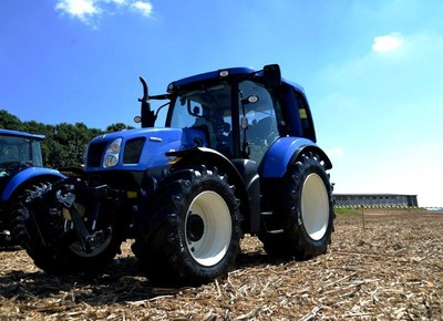 trator-biogás-biometano-New Holland  (Foto: Divulgação/New Holland )