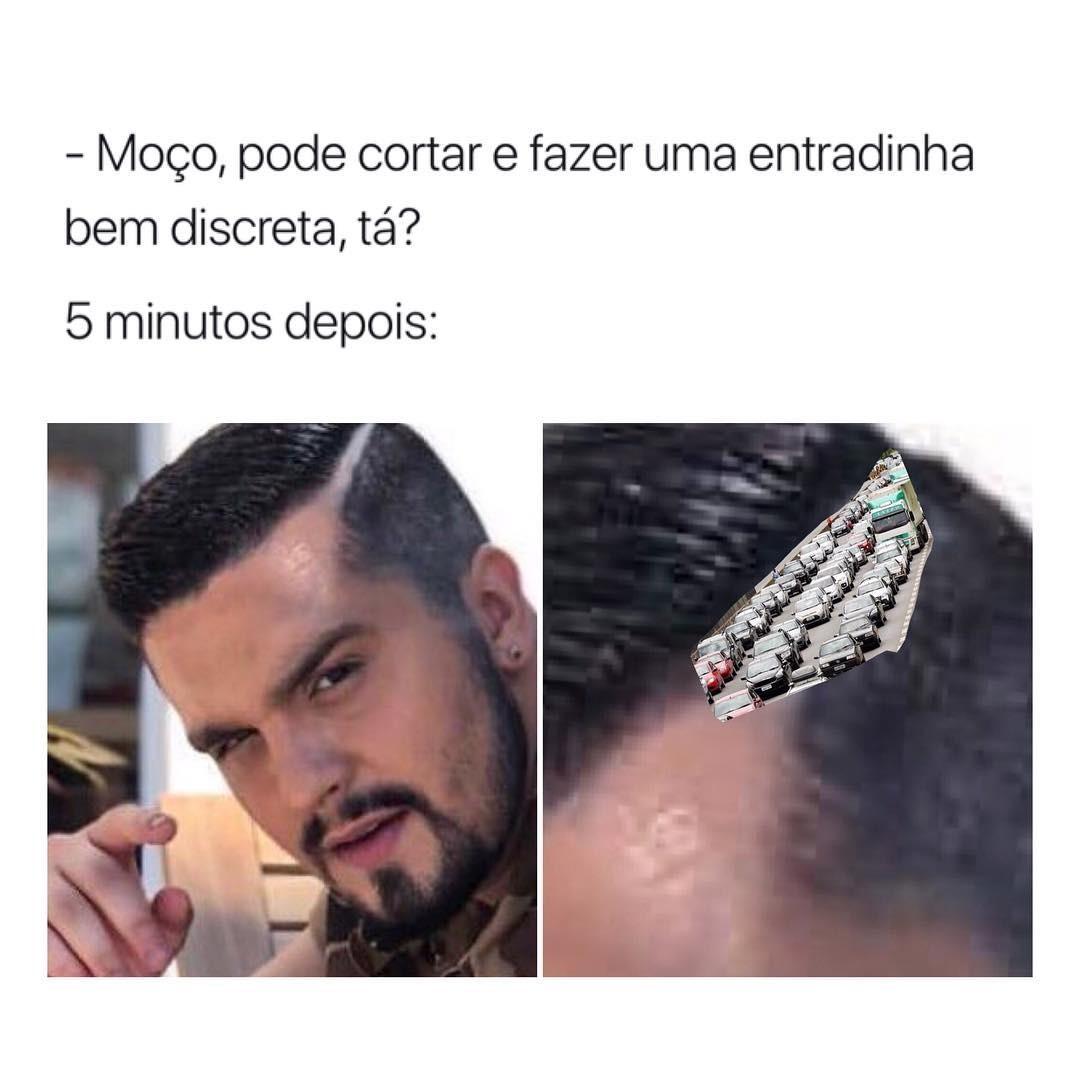 Novo corte de Luan Santana vira meme na web (Foto: Reprodução/Instagram)