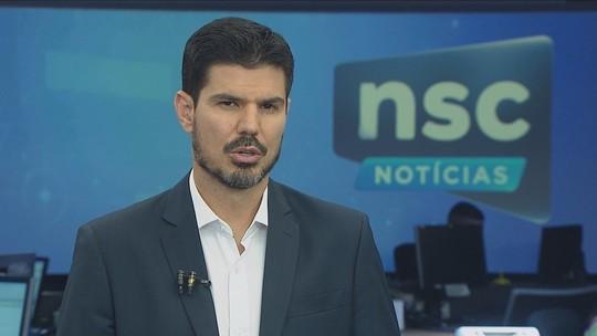 VÍDEOS: NSC Notícias de sexta, 19 de outubro