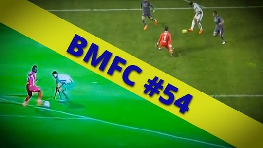 """BMFC #54: golaço quebra coluna, Pepe """"goleiro"""" e show de ex-são-paulino"""