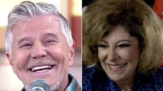 Miguel Falabella se emociona ao relembrar última cena de 'Pé na Cova' com Marília Pêra