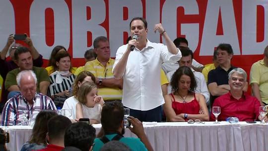 Paulo Câmara, do PSB, é reeleito governador de Pernambuco